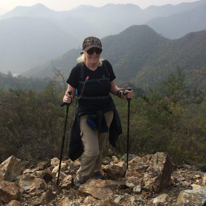 Animals Asia's Great Wall of China Trek Challenge 2016
