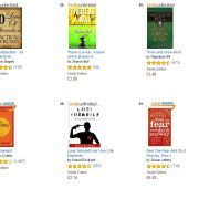 There Is a Way – Reaching No 25 in Amazon's Self Help Category