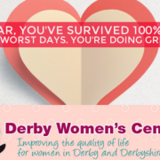 Supporting Derby Women's Centre