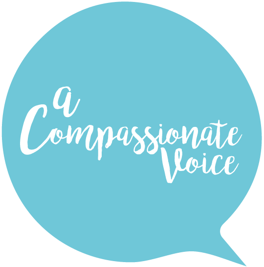 A Compassionate Voice Logo