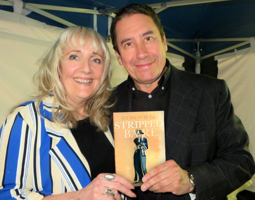 Jools Holland and Sharon Bull