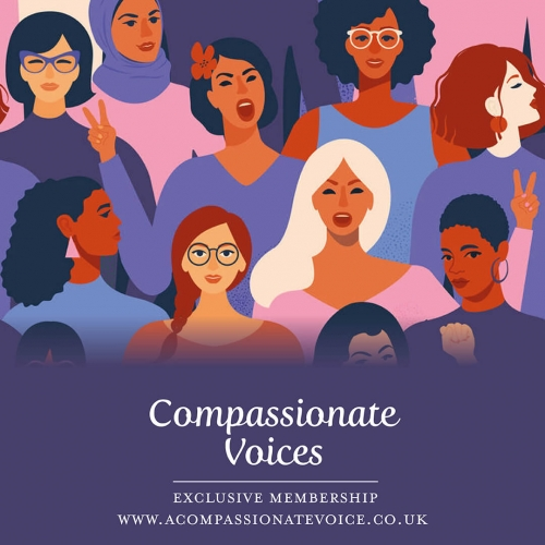 Compassionate Voices Membership